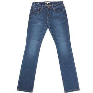 CAbi #222 Skinny Leg Womens Blue Jeans
